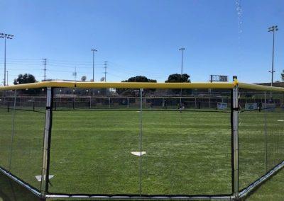 Bad News Bears Baseball field